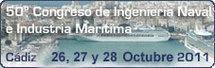 50º Congreso de Ingeniería Naval e Industria Marítima