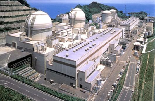 Central nuclear Hanul