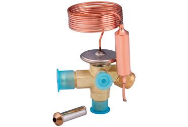 Las válvulas de expansión termostática de Sanhua
